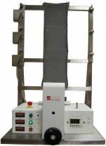 Vertical Textile Test Apparatus